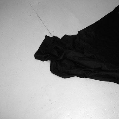 Michael Koch: black flag, 2013, C-Print, Diasec