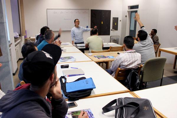Kurse für Integration in Minden