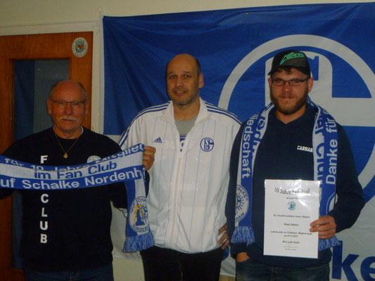 Günter ,Sven und Armin