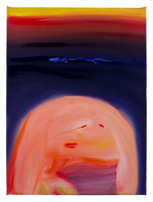 Fantásia, 2020, oil on canvas, 60 x 45 cm / 23.62 x 17.72  inches