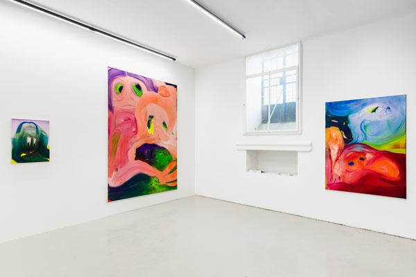 Eyes On Me, Galerie Kandlhofer Vienna, 2021, Photo: Kunstdokumentationcom