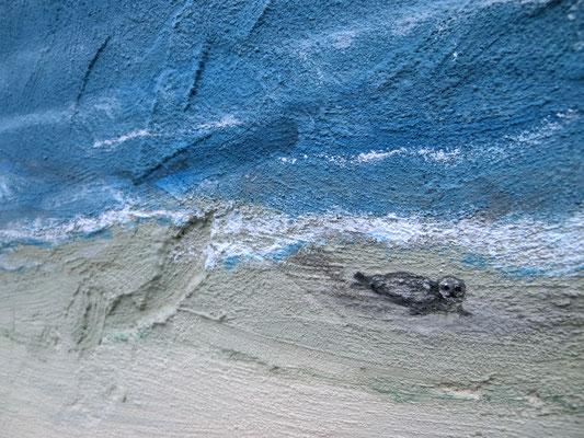 Schildering strand, Didam