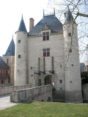 Chamerolles (Loiret):château