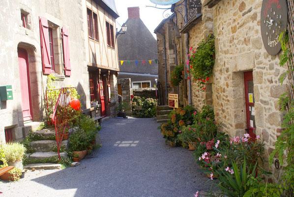 La Roche-Bernard:quartier ancien