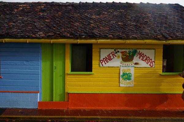 Martinique - Constructions