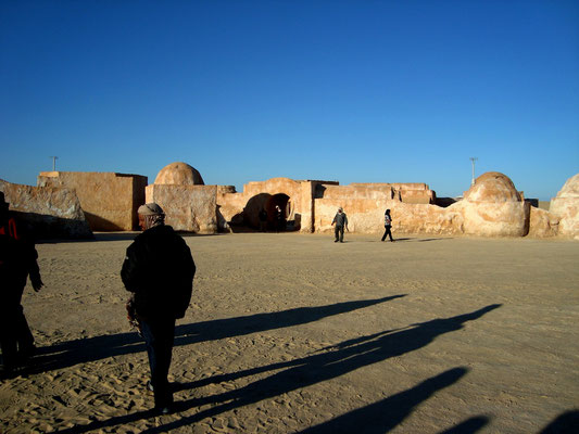 TUNISIS village du film Star Wars (2)