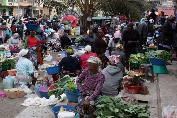 Marché Cap Vert