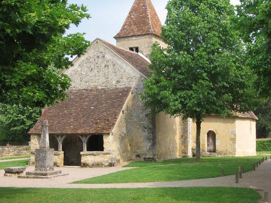 Germigny(Loiret):église carolingienne