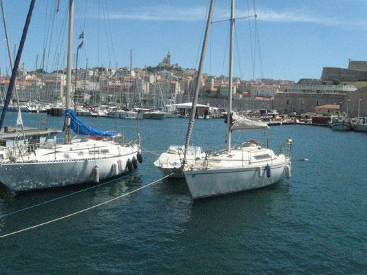 Marseille:vieux port