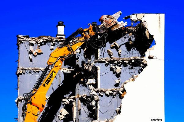 Démolition bâtiment Joigny
