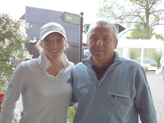 Ladies German Open 2011 USA