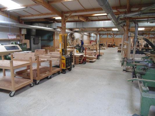 Sous-traitant fabrication de meubles