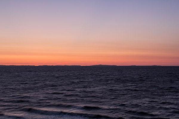 Sonnenaufgang Zudar