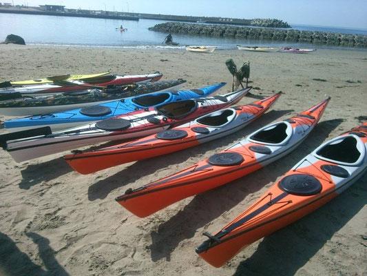 Aquarius Kayaks