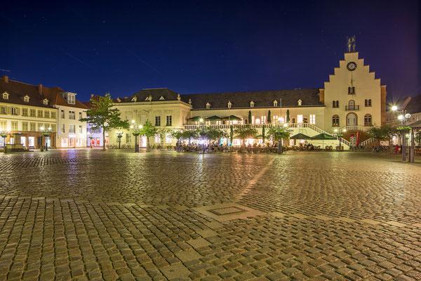 Rathausplatz in Landau