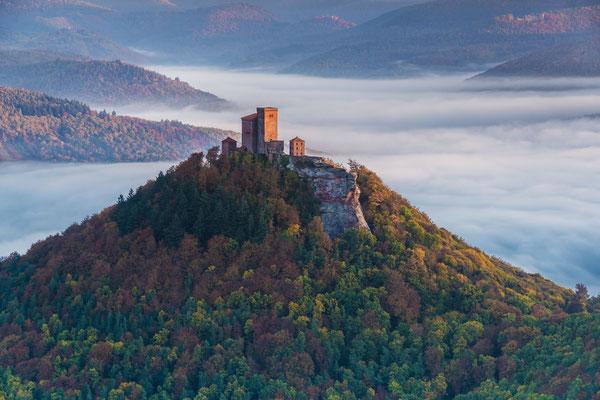 Herbst am Trifels
