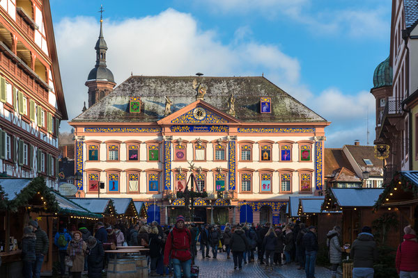 Weihnachtsmarkt in Gengenbach