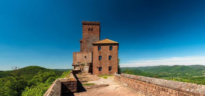 Die Burg Trifels