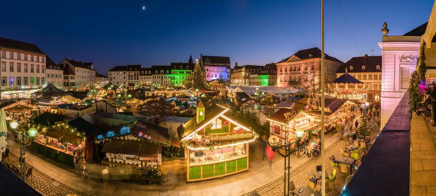 Weihnachtsmarkt in Landau