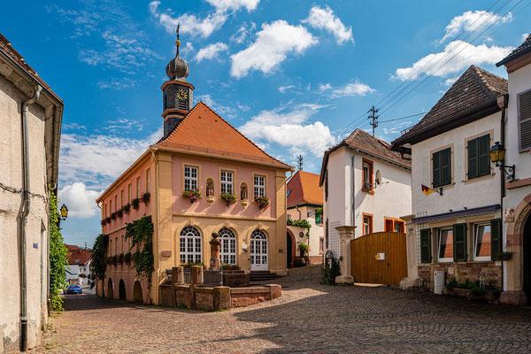 Hambacher Rathaus