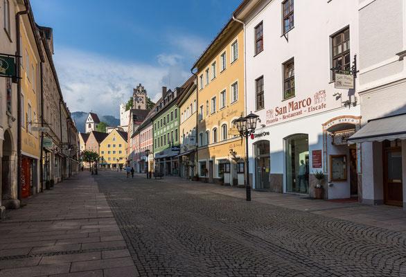 Innenstadt von Füssen