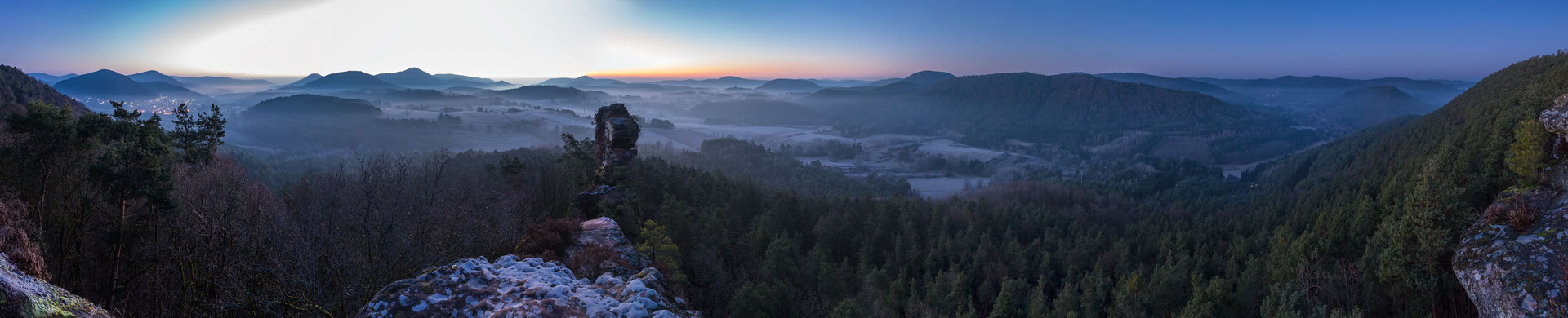 Wintermorgen am Geierstein