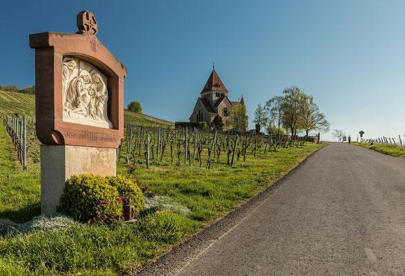 Kreuzkapelle bei Gau-Bickelheim