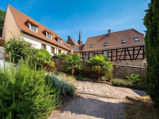 Am Zehnthaus in Gleisweiler