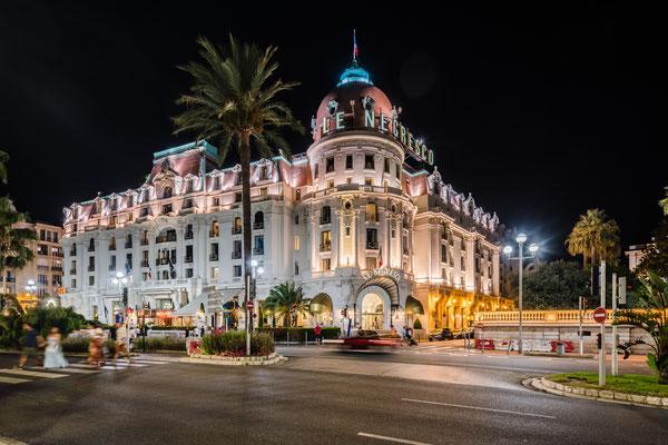 Hotel Negresco in Nizza
