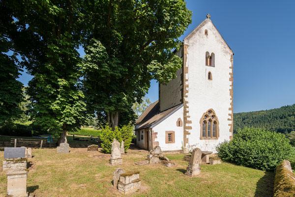 Hirsauer Kapelle in Hundheim
