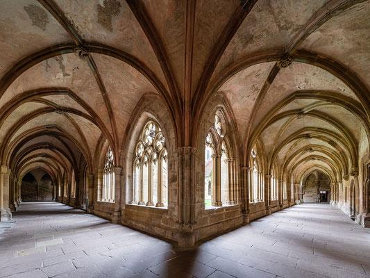 Kloster Maulbronn: der Kreuzgang