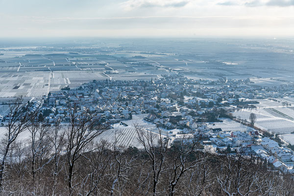 Blick auf Diedesfeld