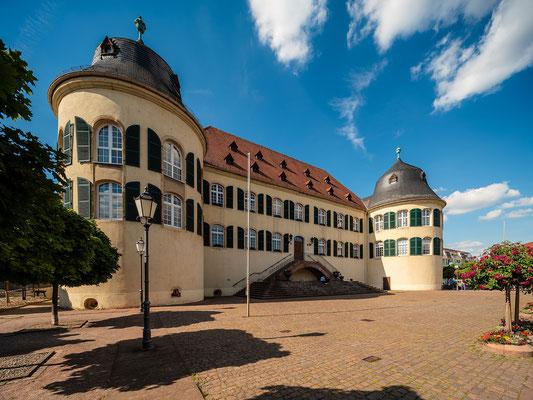 Schlosshotel in Bad Bergzabern