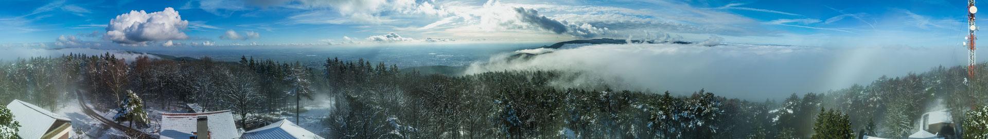 360°-Blick vom Weinbietturm