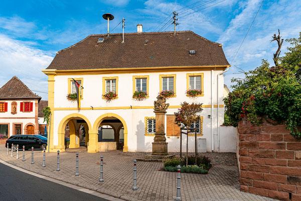 Rathaus in Diedesfeld
