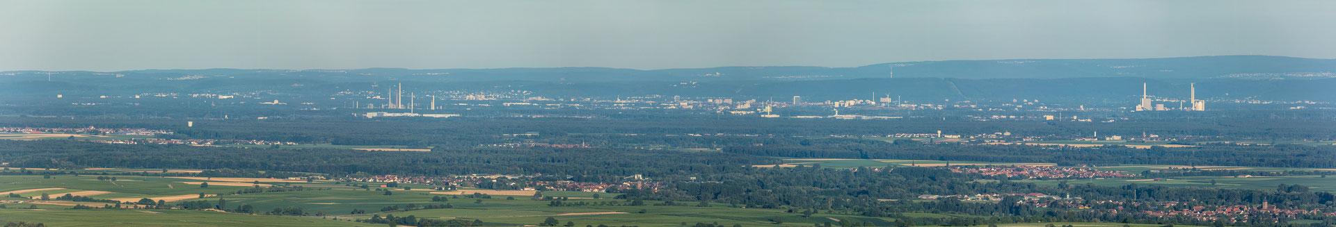 Karlsruhe und Nordschwarzwald