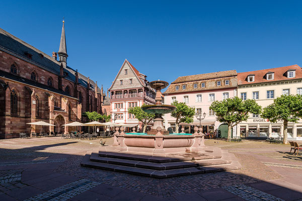 Marktplatz Neustadt