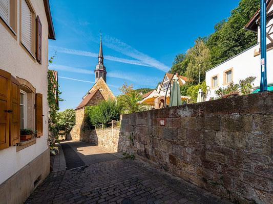 Martin-Butzer-Kirche in Gleisweiler