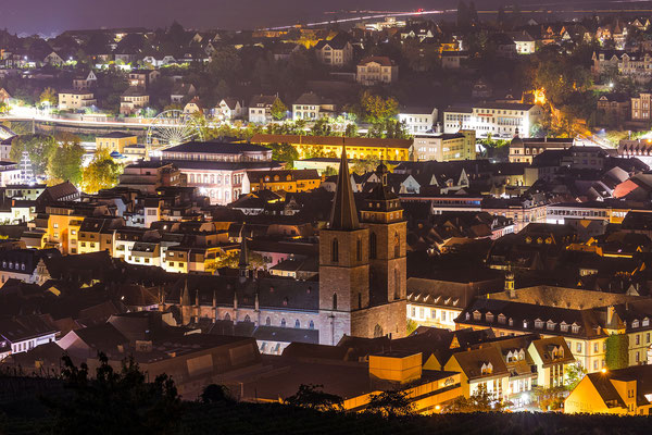 Nacht über Neustadt