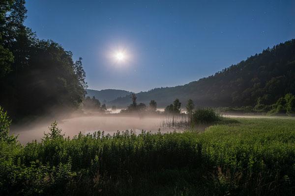 Mondnacht am Spießwoog