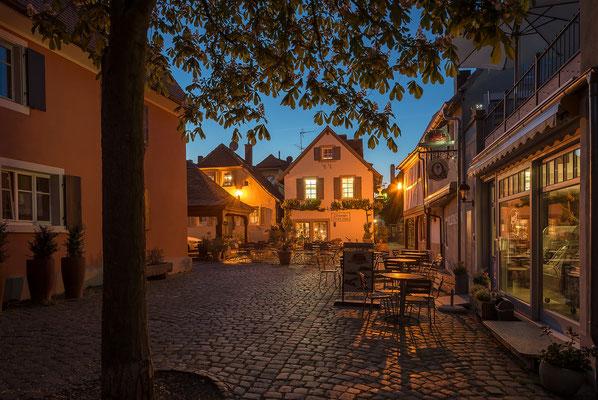 Abendstimmung in Freinsheim