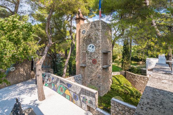 Saint Paul de Vence - Fondation Maeght