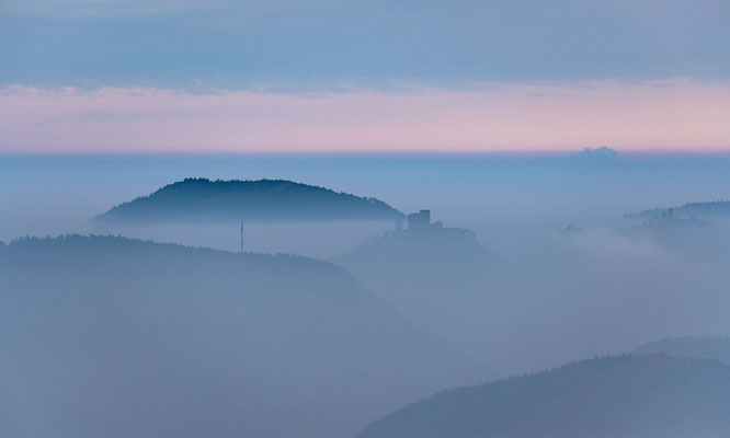 Nebelstimmung am Luitpolturm