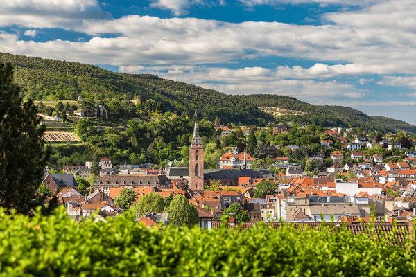 Aussichten auf Neustadt