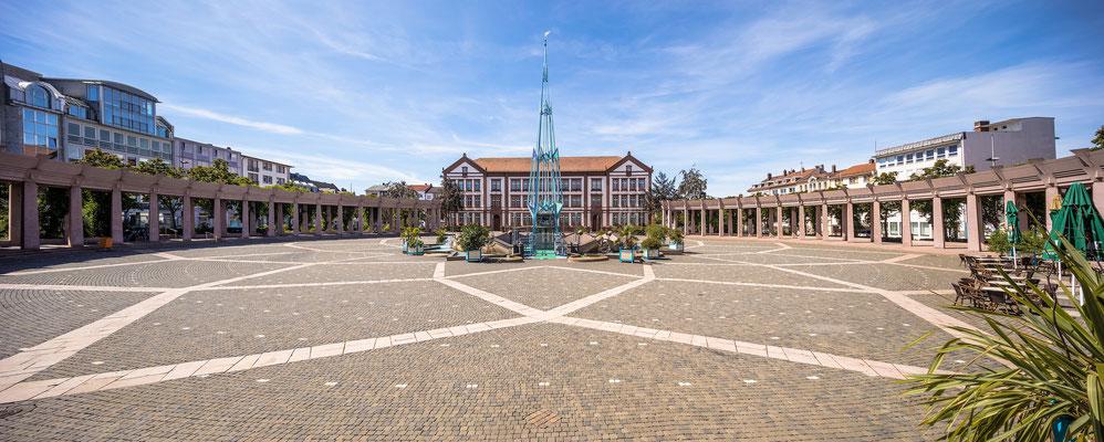 Exerzierplatz in Pirmasens