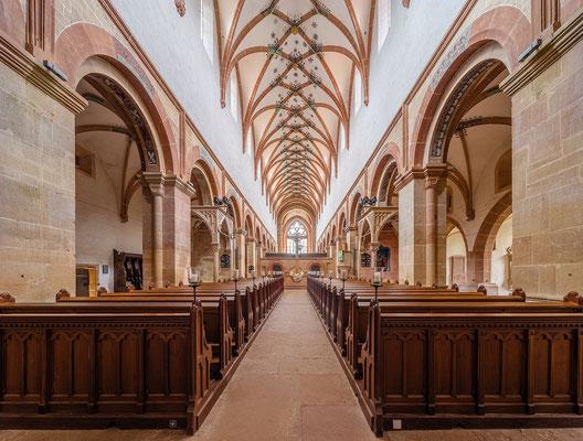 Kloster Maulbronn: der Laienchor