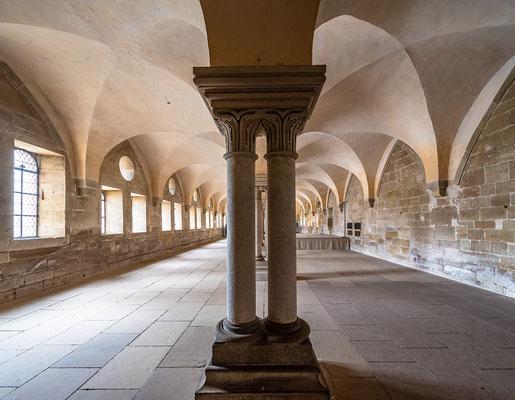 Kloster Maulbronn: das Laienrefektorium