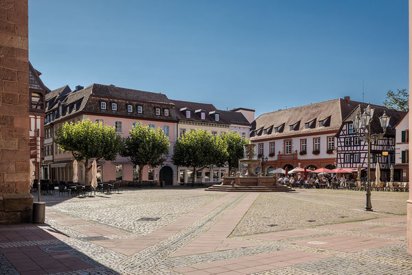 Marktplatz in Neustadt