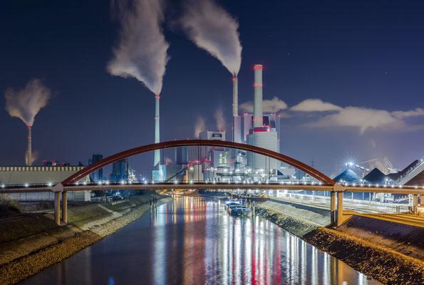 Großkraftwerk Mannheim GKM