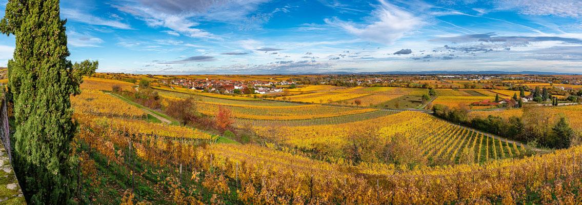 Herbststimmung am Michelsberg